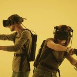 Bienvenue dans le premier parc d'aventures en réalité virtuelle