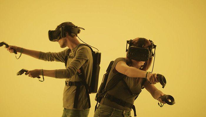 Le parc d'aventures en réalité virtuelle Illucity